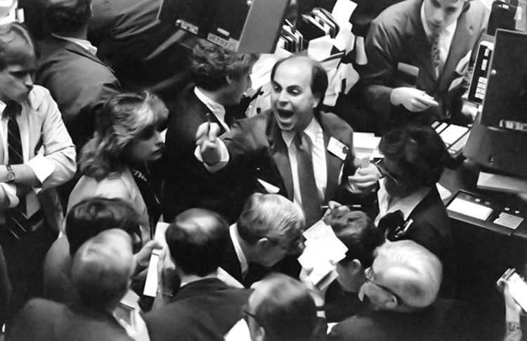 nothing about 1987 stock market crash anniversary