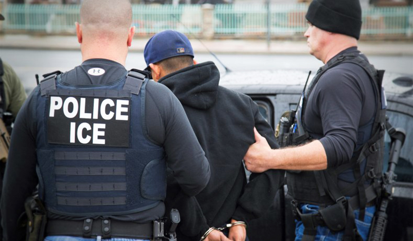 ICE is expanding partnerships with Local Law enforcement