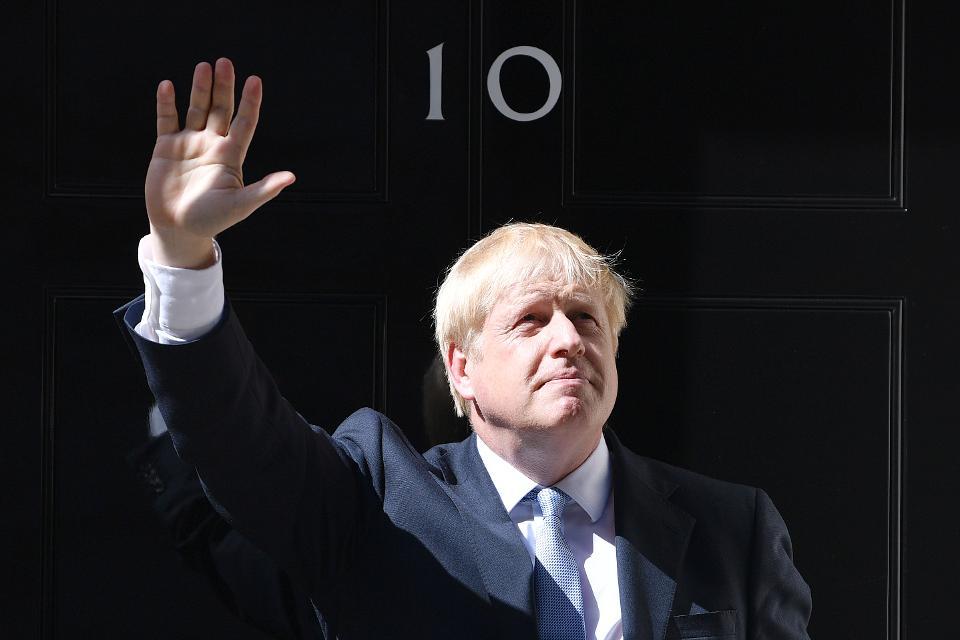 Brexit Boris Johnson Prime Minister