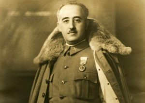 Francisco Franco exhumation