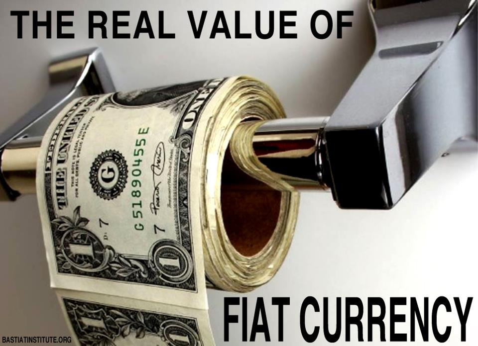 Fiat money and social unrest